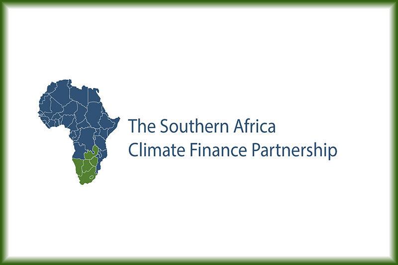 Resultado de imagem para SOUTHERN AFRICA CLIMATE FINANCE PARTNERSHIP