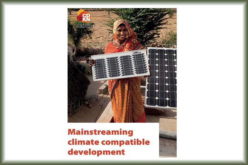 Mainstreaming Climate Compatible Development Book