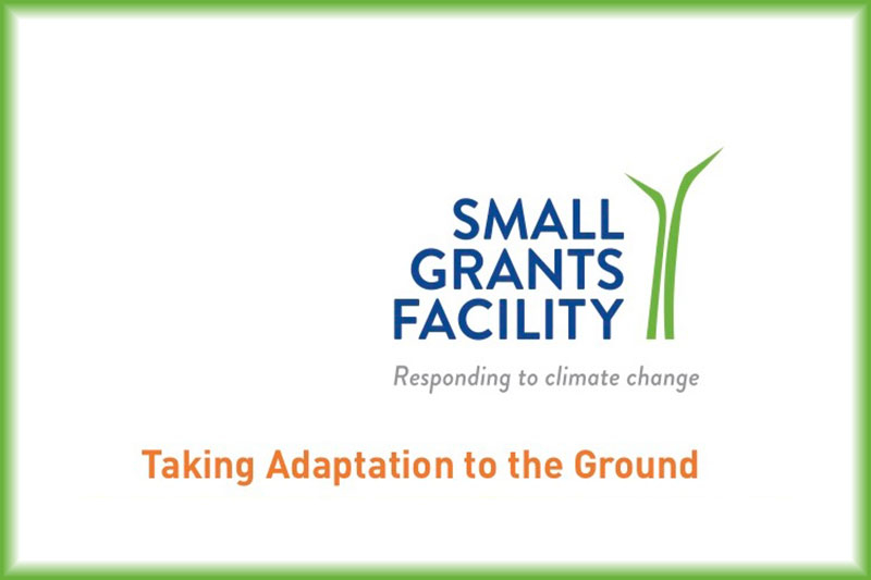 Small Grants Facility Brochure 2018