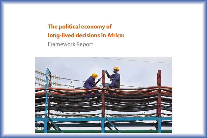 The political economy of long-lived decisions in Africa