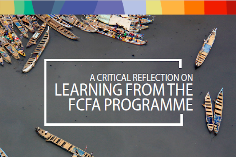 FCFA Learning Review