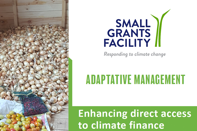CA SGF Case Study: Adaptive Management