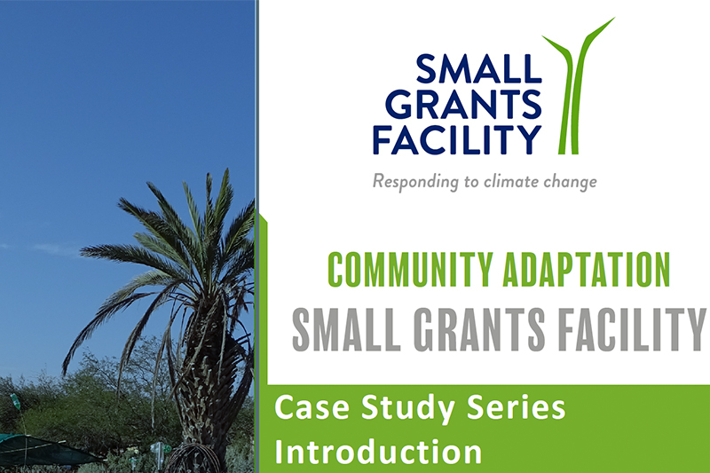 CA SGF Case Study: Series Introduction